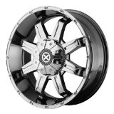 American Racing ATX AX192 20 Chrome Wheel / Rim 5x150 with a 18mm Offset and a 110.5 Hub
