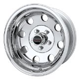 "American Racing Baja AR172 Polished Wheel (15x8""/5x5.5"")"