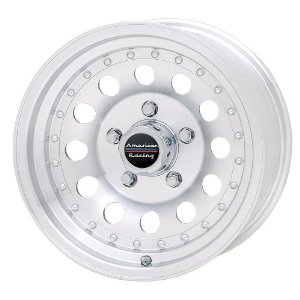"American Racing Outlaw II AR62 Machined Wheel with Clear Coat (15x10""/5x4.5"")"