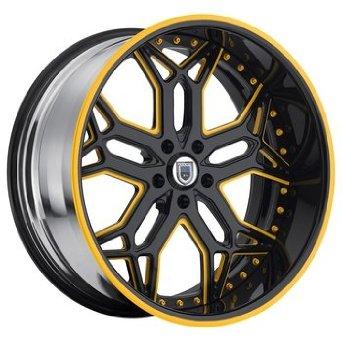 30 Inch Asanti Af 185 Chrome Wheels 30x10 Asanti Rims Bp