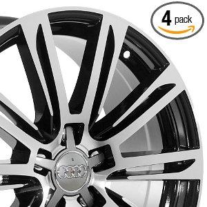 Inch Audi Wheels Rims Fit S Quattro A A A S S - Audi rims