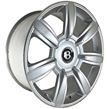 20 inch 2008 Bentley Continental GTC - 4 Wheel Set