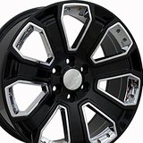 "20"" Wheels For Chevy Blazer"