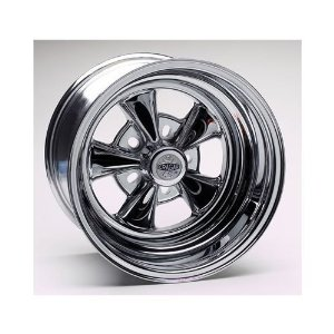 Cragar 61717: Wheel, Super Sport, Steel, Chrome
