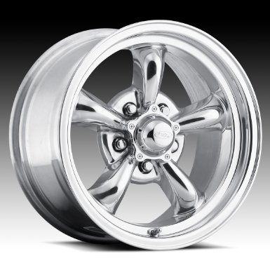 "Eagle Alloys Series 111 Polished Aluminum Wheel (15x8""/5x4.75"")"