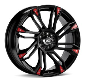 "Enkei GW8 Matte Black Wheel (17x7""/4x100mm)"
