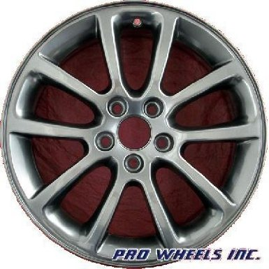 "Ford Edge 18X7.5"" Hy.gray Factory Original Wheel Rim 3674 B"