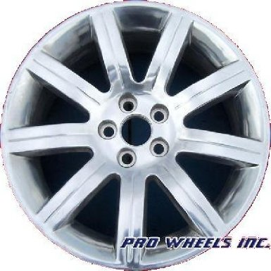 "Ford Flex 19X8"" Polish Factory Original Wheel Rim 3768"