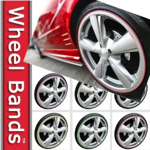 Wheel Bands Rim Protector Lexus Is Sedan Is Sedan Silver W Silver Track