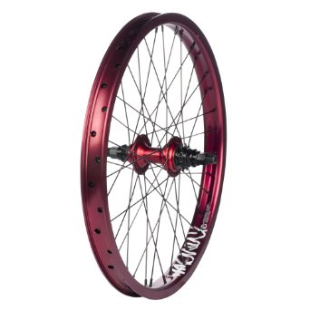 "MacNeil DUB Primary Rear BMX Wheel - 20"" x 1.75, 36H, Doublewall"