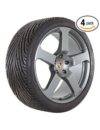 22 Inch Rim And Tire Package >> New 22 Gunmetal Porsche Cayenne Rims And Tires Package Clearance Sale
