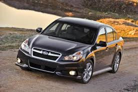 Subaru Legacy 2014 Review