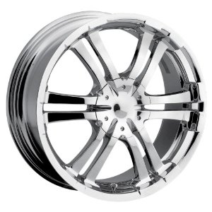 Ion Alloy 114 Chrome Wheel