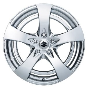 "Suzuki Grand Vitara 18"" Chrome Alloy Wheel"