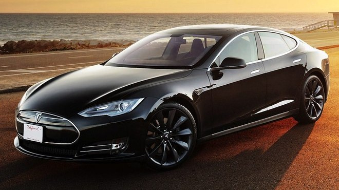 Model S Tesla Motors The Fast Technology - Ahead of the curve