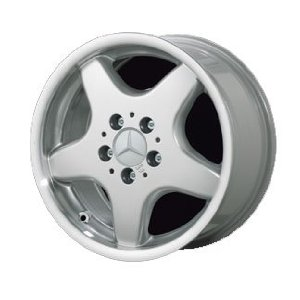Alloy Wheels for Mercedes Benz - Set of 4 with...