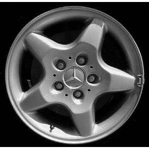 98-01 Mercedes Benz ML-320 Alloy Wheel 16 inch