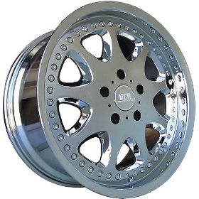 VCR-M3 20 Inch wheels for 2002 Ford Expedition
